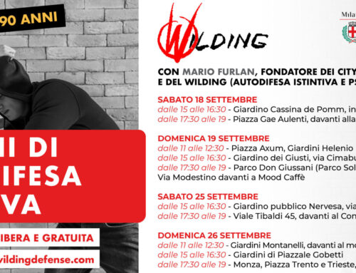 Difesa personale, City Angels organizzano lezioni gratuite con i Municipi di Milano e il Comune di Monza